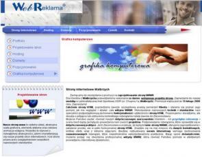 Strony internetowe Wałbrzych sprawny serwis internetowy